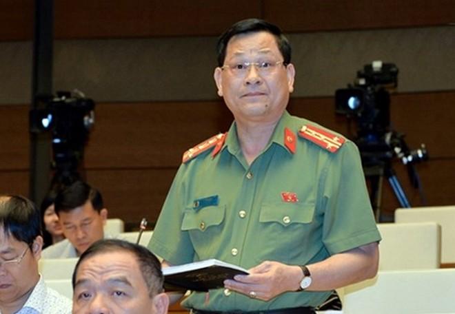 ĐB Nguyễn Hữu Cầu đề nghị ban soạn thảo nói rõ về kinh phí thực hiện chương trình