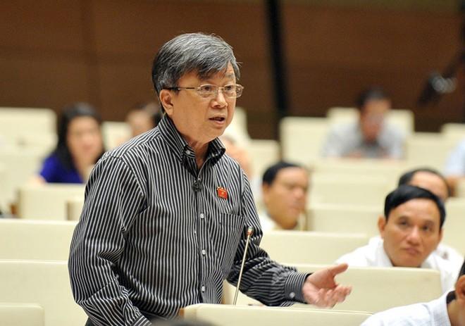 ĐB Trương Trọng Nghĩa (đoàn TP.HCM)