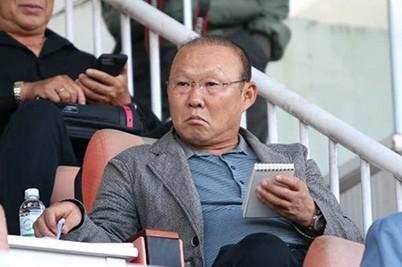HLV Park Hang-seo sẽ phải chấp nhận đội tuyển thiếu quân trong phần lớn thời gian tập chuẩn bị đấu Afghanistan ở vòng loại Asian Cup 2019