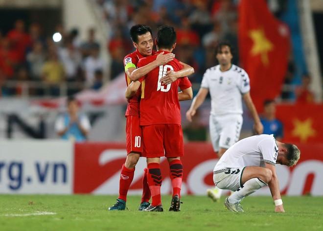 Tuyển Việt Nam hòa chật vật Afghanistan, qua đó giành vé VCK Asian Cup 2019
