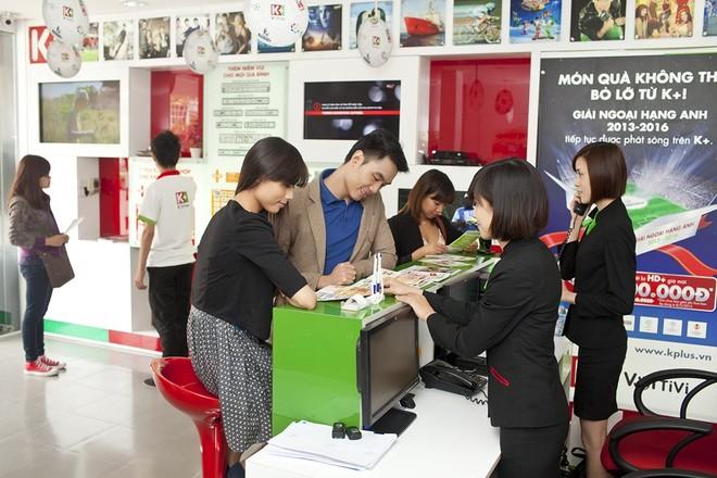 K+ giảm giá hơn 60% giá trọn bộ đầu thu HD cho khách hàng mới