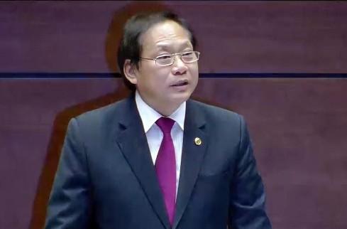 Bộ trưởng TT-TT Trương Minh Tuấn trả lời chất vấn sáng 17-11