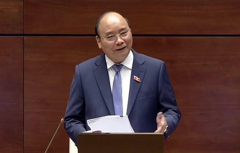 """Thủ tướng Nguyễn Xuân Phúc khẳng định không có vùng cấm, không để """"chìm xuồng"""" các vụ án tham nhũng, tiêu cực"""