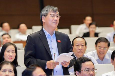 Đại biểu Nguyễn Anh Trí đề nghị Quân đội không sử dụng đất sai mục đích