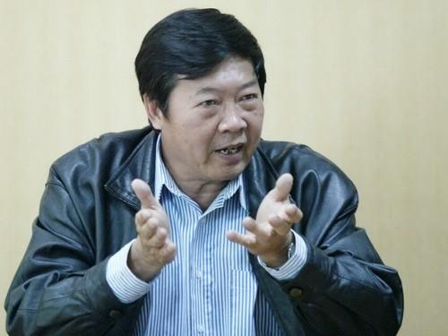 Ông Trần Duy Ly - nguyên Phó Chủ tịch VFF, nguyên trưởng BTC giải V-League