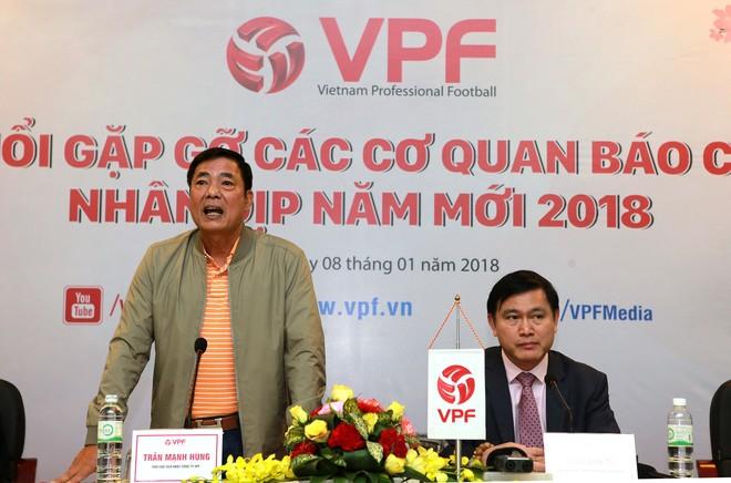 Lãnh đạo VPF sẵn sàng cắt hợp đồng với trọng tài mắc lỗi hệ thống