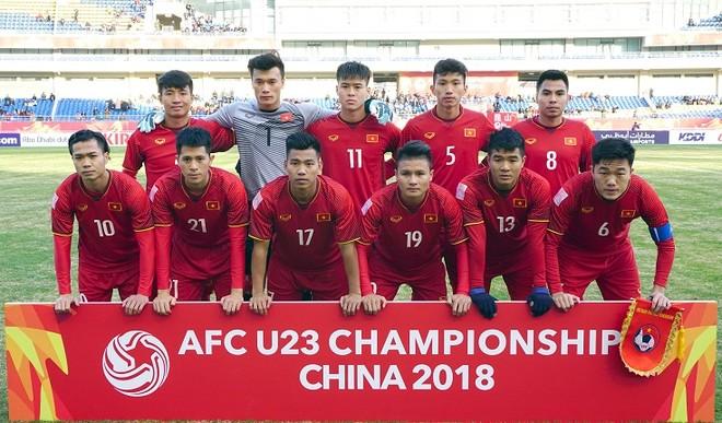 Sau mỗi trận đấu, AFC sẽ chọn ngẫu nhiên 2 cầu thủ U23 Việt Nam kiểm tra doping