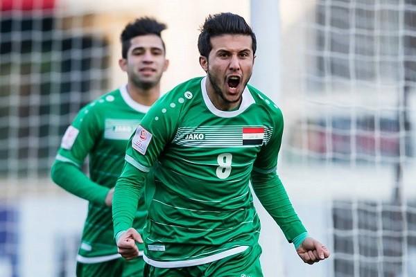 U23 Iraq bất bại tại vòng bảng