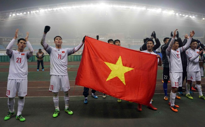 Đánh giá cao U23 Iraq song thầy trò HLV Park Hang-seo cũng đầy quyết tâm