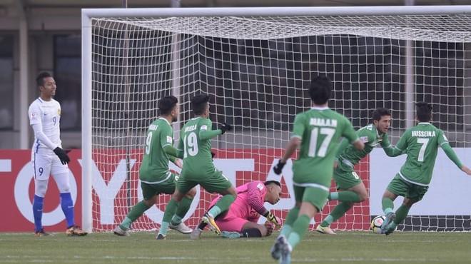 U23 Iraq từng thắng đậm U23 Malaysia ở trận ra quân VCK châu Á