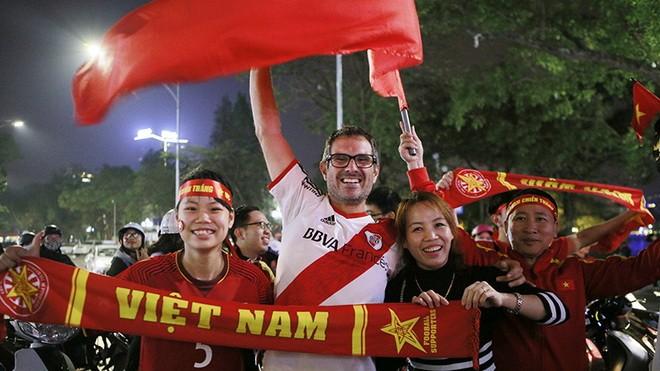 Kỳ tích của U23 Việt Nam mang lại niềm vui sướng, tự hào cho người hâm mộ