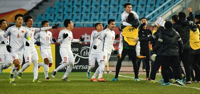 U23 Việt Nam tạo kỳ tích châu Á...