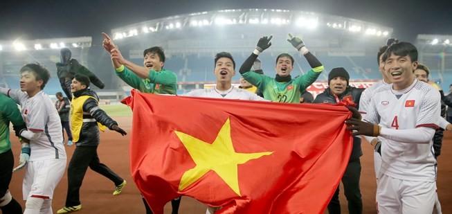 U23 Việt Nam gây chấn động châu Á với thành tích vào chung kết giải U23