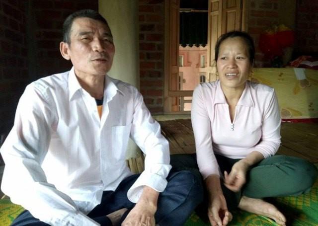 Bố mẹ hai tuyển thủ hạnh phúc và tự hào khi nói về con