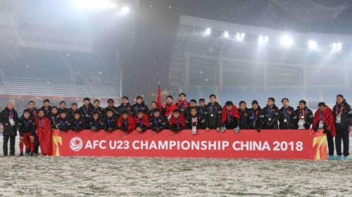 Tất cả thành viên U23 Việt Nam xứng đáng được ghi nhận và đối xử như người hùng