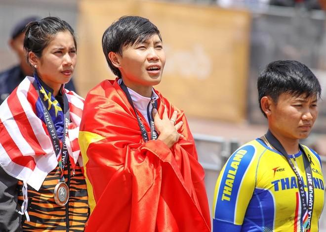 Nguyễn Thị Thật phấn đấu đổi màu huy chương tại ASIAD tới