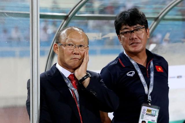 Mục tiêu vô địch AFF Cup 2018 sẽ là thách thức lớn với HLV Park Hang-seo