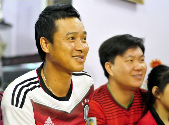 Danh thủ Hồng Sơn đánh giá tuyển Việt Nam rơi vào bảng đấu dễ chịu