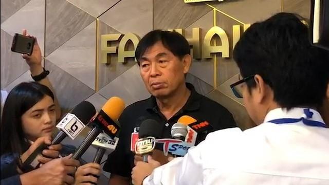 Giám đốc kỹ thuật Witthaya Laohakul đưa ra hai quan điểm trái ngược của FAT chỉ sau 6 tháng
