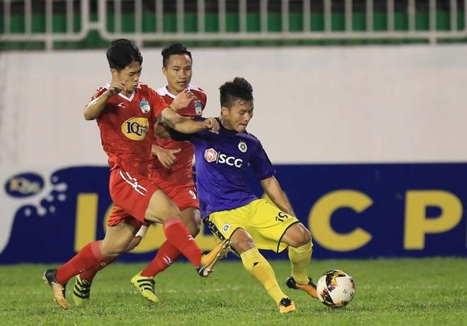 Những ngôi sao U23 trong đội hình hai đội như Công Phượng, Quang Hải... hứa hẹn mang đến hấp dẫn cho trận tứ kết lượt về