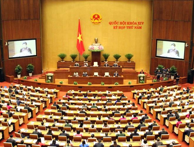 Việc có mở rộng hình thức tiếp nhận tố cáo hay không sẽ được Quốc hội thảo luận trước khi thông qua luật tại kỳ họp này