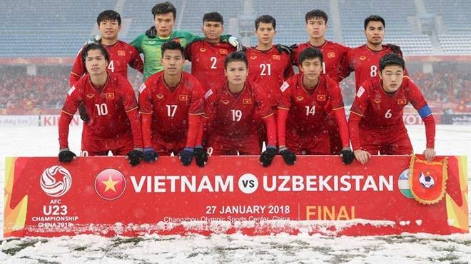 U23 Việt Nam sẽ có giải giao hữu chất lượng trước khi chính thức dự ASIAD 2018