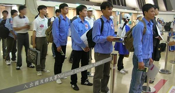 Hiện có 500.000 người Việt lao động tại nước ngoài và con số này đang tăng lên