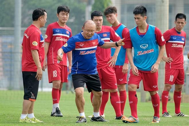 HLV Park Hang-seo được giao nhiệm vụ tái lặp thành tích vô địch AFF Cup 2008