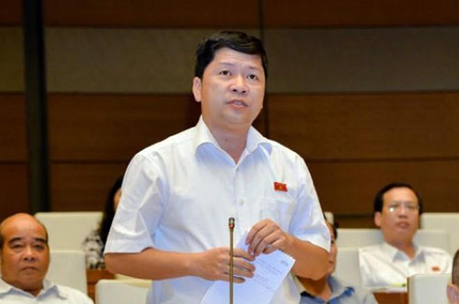 Đại biểu Tạ Văn Hạ
