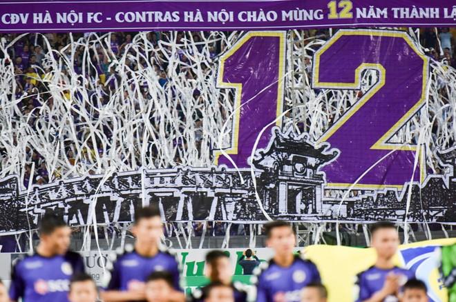 CLB Hà Nội xác lập kỷ lục 13 trận bất bại trong ngày kỷ niệm 12 năm thành lập