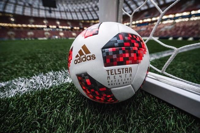 Telstar Mechta sẽ được đưa vào sử dụng từ vòng 1/8 World Cup 2018.