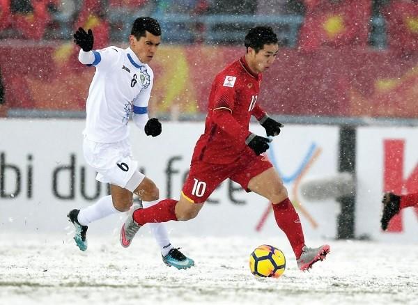 Giải sẽ tái hiện trận chung kết U23 châu Á giữa Việt Nam và Uzbekistan