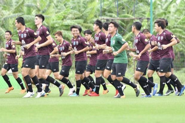 Olympic Thái Lan có sự chuẩn bị không tốt cho ASIAD