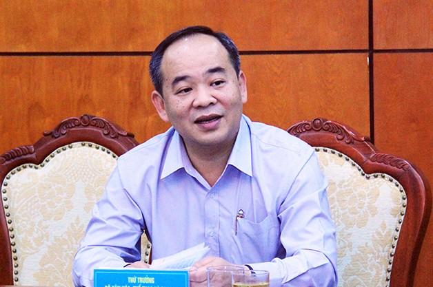 Bộ VH-TT&DL giới thiệu Thứ trưởng Lê Khánh Hải ra tranh cử Chủ tịch VFF khóa tới