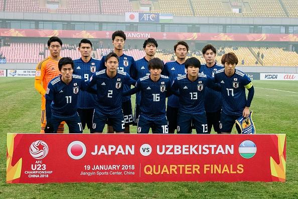 Đội U21 Nhật Bản đá giải U23 châu Á sẽ tiếp tục được thử lửa tại ASIAD, nhằm hướng đến Olympic Tokyo 2020