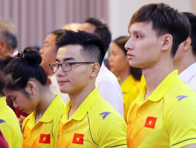 Khó khăn về điều kiện ăn ở, đi lại vốn vẫn thường gặp và hy vọng các tuyển thủ Việt Nam sẽ vượt qua để thi đấu đạt thành tích tốt nhất