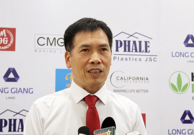 Ông Trần Đức Phấn - Trưởng đoàn Thể thao Việt Nam