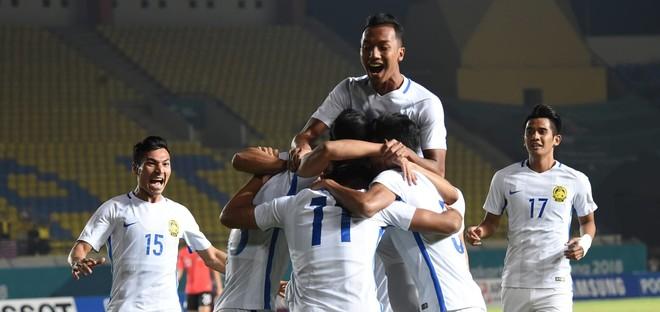 Olympic Malaysia đánh bại Hàn Quốc, tạo lợi thế tâm lý cho các đội bảng D, trong đó có Olympic Việt Nam