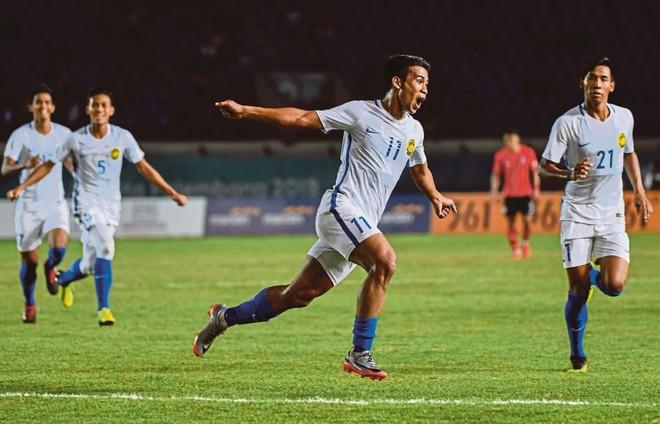 Malaysia tạo cơn địa chấn tại ASIAD khi đánh bại đương kim vô địch Hàn Quốc