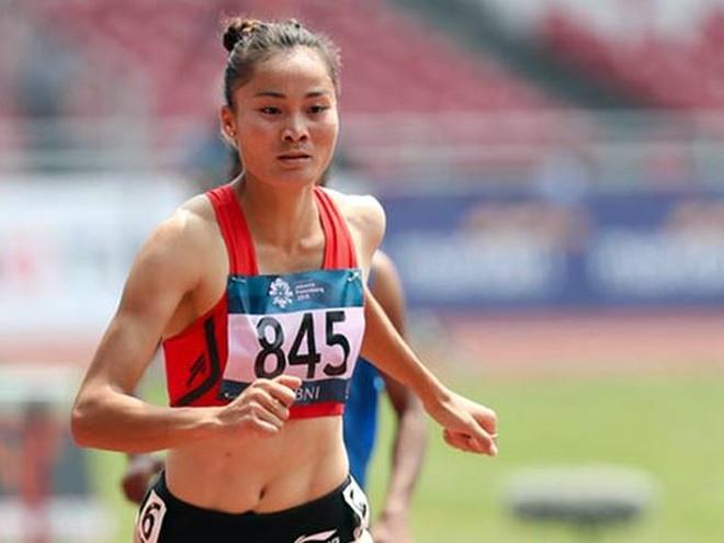 Quách Thị Lan đứng trước cơ hội giành huy chương 400m rào nữ