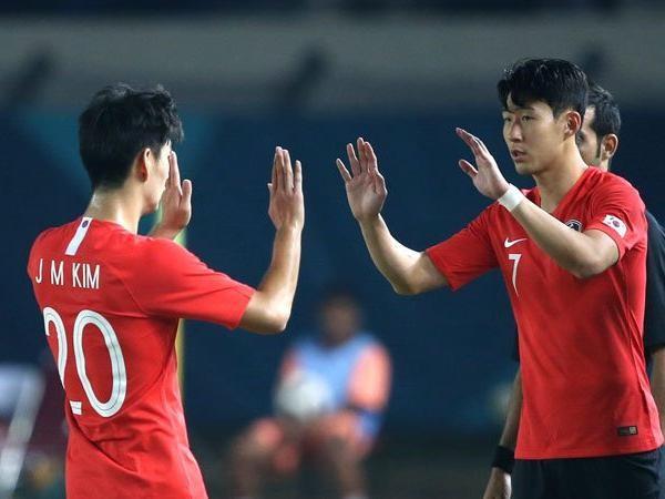 Olympic Hàn Quốc thắng nghẹt thở Uzbekistan sau 120 phút thi đấu