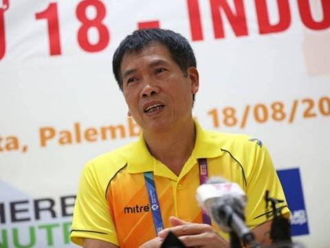 Trưởng đoàn Trần Đức Phấn cho rằng 4 HCV và thành tích của đội tuyển bóng đá nam là điểm sáng của thể thao Việt Nam tại ASIAD năm nay