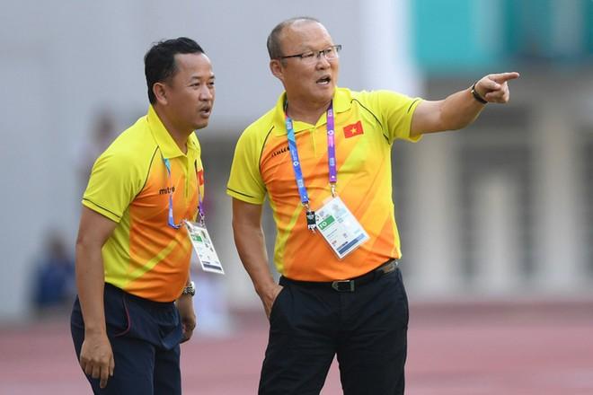 Ông Park nghiên cứu khá kỹ UAE trước trận đấu