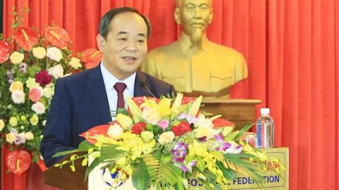 Ông Lê Khánh Hải là ứng viên duy nhất cho chức danh Chủ tịch VFF khóa VIII