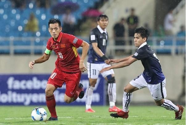 Trận Việt Nam - Campuchia ở AFF Cup 2018 sẽ chuyển sang đá tại sân Hàng Đẫy