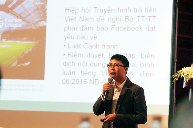 Ông Nguyễn Quang Đồng - Viện trưởng Viện nghiên cứu chính sách và phát triển truyền thông