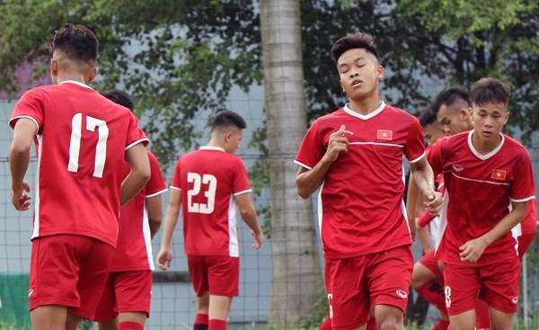 U19 Việt Nam chỉ còn 3 buổi tập để lấp đầy các khiếm khuyết trước khi ra quân