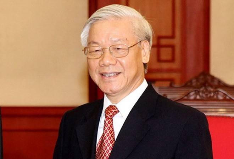 Chính thức trình Quốc hội xem xét bầu Tổng Bí thư Nguyễn Phú Trọng giữ chức Chủ tịch nước
