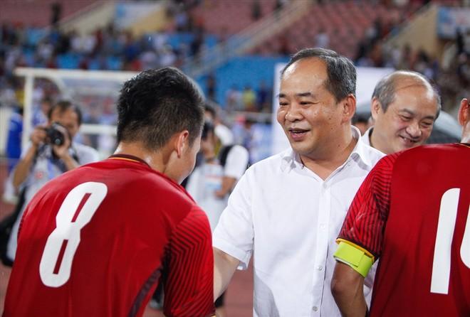 Thứ trưởng Bộ VH-TT&DL Lê Khánh Hải là ứng viên Chủ tịch VFF khóa VIII