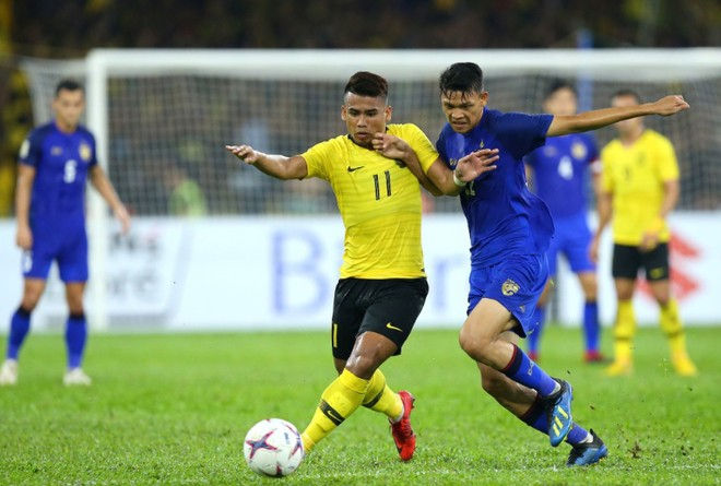 Tuyển Thái Lan cầm hòa Malaysia 0-0 tại Bukit Jalil ảnh 1